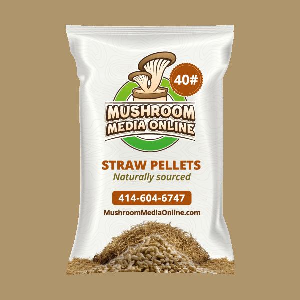 Straw Pellets